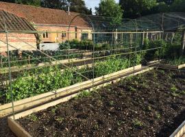 Chippenham Park Kitchen Garden Rooms, Chippenham