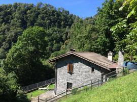 Casa delle Befane, Aurigeno