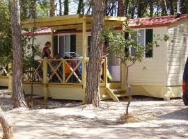 Mobile Homes Camping Biograd, Weißenburg