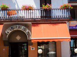 Hotel Ulisse, Carpegna