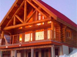Timberline Chalet, Mount Washington