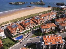 Hotel Marítimo Ris, Noja