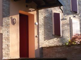 casa nel bosco, Rivalta