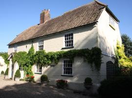 Solley Farm House, Sandwich