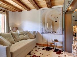 L'Ours Blanc Lodge, Le Biot