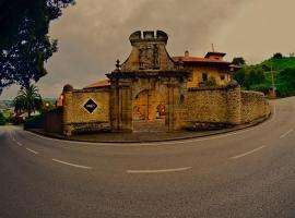 Palacio de Arce, Puente Arce