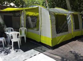 Astros Camping, Parálion Ástros