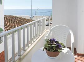 Apartment Caleta de Velez with Sea View I, La Caleta