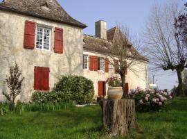 Chambres d'hôtes La Gentilhommière - Restaurant Etincelles, Sainte-Sabine