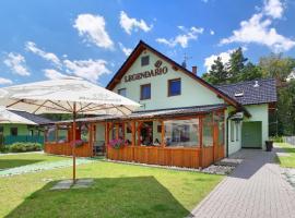 Restaurace a penzion Legendario, Havířov
