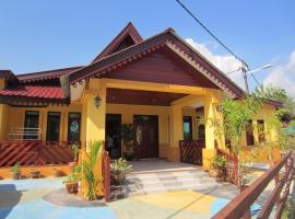 Zulina Homestay, Pantai Cenang