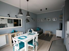 Nowoczesny Apartament w Krakowie