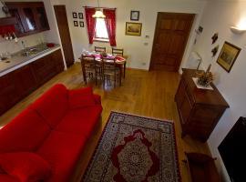 Casa Cebajova, Tribil di Sopra