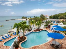 Windjammer Landing Villa Beach Resort, Gros Islet