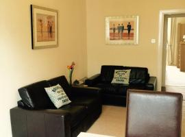 East Fountainbridge Apartment
