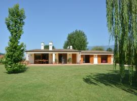 Villa il Salice, Arpino