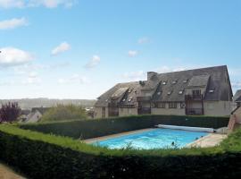 Apartment Le vert Coteau Touques, Trouville-sur-Mer