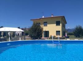 La Valinfiore Charming Home, Montecarlo