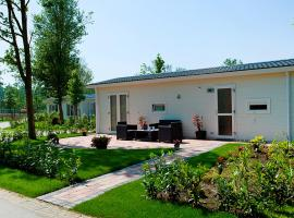 Villa DroomPark Buitenhuizen 3, Santpoort-Noord