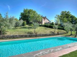 Holiday home Il Fienile di Monterinieri Pontassieve, Serravalle
