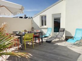 Holiday home Maison rue des sables blancs LOCTUDY, Loctudy