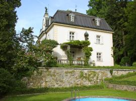 Villa Grützner, ينباخ