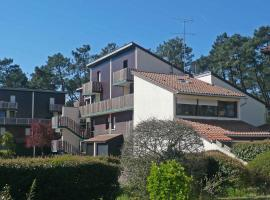 Apartment Res Port Et Golf Anglet, Anglet