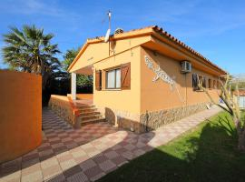 Holiday home Don Felipe L'Escala, Viladamat