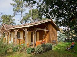 Holiday home Route du Porge La Grande Escoure, Лакано