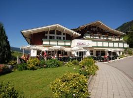 Gasthof Alpenblick, Mittelberg