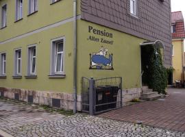Pension Alter Zausel, Weimar