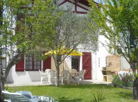 Holiday home Bis Rue Voltaire Biarritz