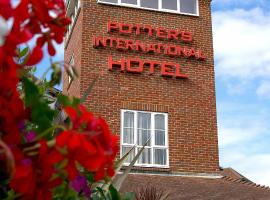 Potters International Hotel, الدرشوت