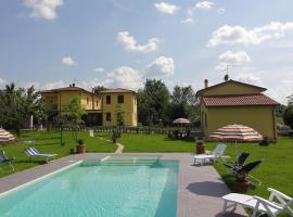 科爾托納別墅, Montecchio Del Loto