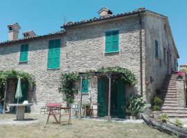 Villa dell' Agata, Sant'Angelo in Vado