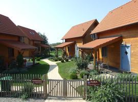 Ferienhäuser Aura, Sankt Andrä bei Frauenkirchen