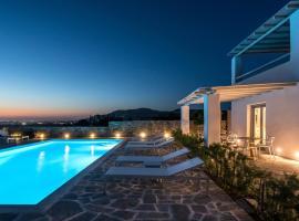 Seven Suites, Glinado Naxos