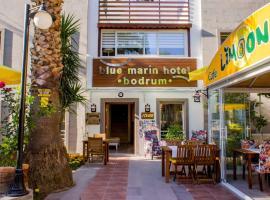 Blue Marin Hotel, Bodrum City
