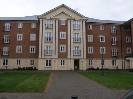 Brunel Crescent Apartments, Swindon
