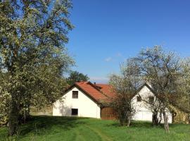 Ferienhaus Hochbrand, Rabenstein