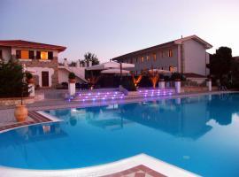 Hotel Gaudio, Longobardi