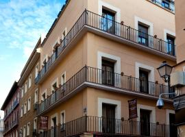THC Tirso Molina Hostel, Madri