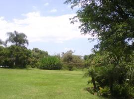 Quinta Avril, Oaxtepec