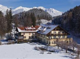 Hotel Grünwalderhof, Patsch