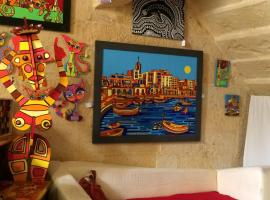 Il-Forn Art Hostel, Birgu