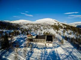 Kaardal Fjellstove, Mjølfjell