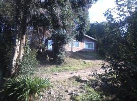 Cabañas El Quinde, Río Ceballos