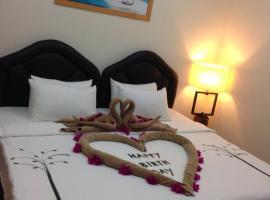 Shamar Guesthouse & Dive, Maamigili