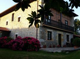 Posada San Tirso, Toñanes