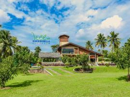 Villa Hakuruwela, Hambantota